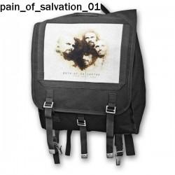 Plecak kostka Pain Of Salvation 01