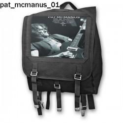 Plecak kostka Pat Mcmanus 01