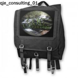 Plecak kostka Qje Consulting 01