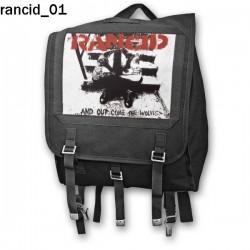 Plecak kostka Rancid 01