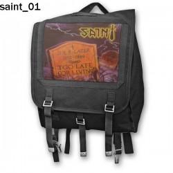 Plecak kostka Saint 01
