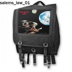 Plecak kostka Salems Law 01