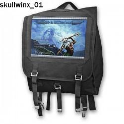 Plecak kostka Skullwinx 01