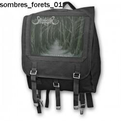 Plecak kostka Sombres Forets 01