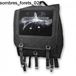 Plecak kostka Sombres Forets 02
