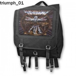 Plecak kostka Triumph 01