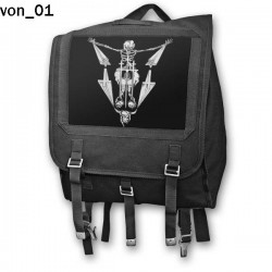 Plecak kostka Von 01