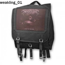 Plecak kostka Weakling 01