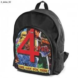 Plecak szkolny 4 Skins 02