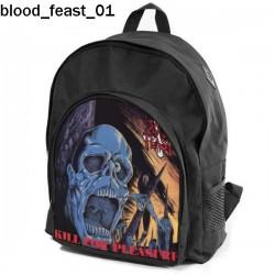 Plecak szkolny Blood Feast 01