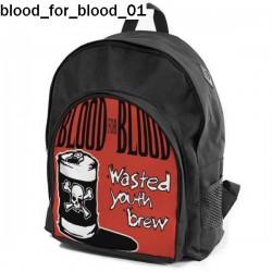 Plecak szkolny Blood For Blood 01