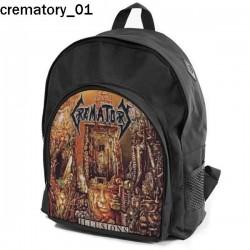 Plecak szkolny Crematory 01