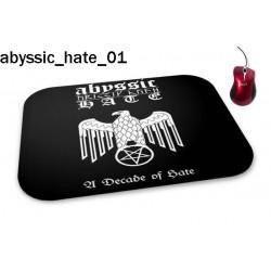 Podkładka pod mysz Abyssic Hate 01