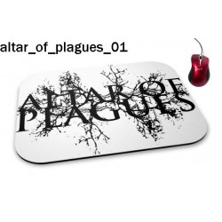 Podkładka pod mysz Altar Of Plagues 01