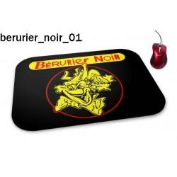 Podkładka pod mysz Berurier Noir 01