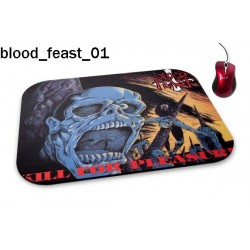 Podkładka pod mysz Blood Feast 01