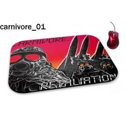 Podkładka pod mysz Carnivore 01