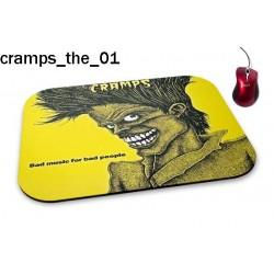 Podkładka pod mysz Cramps The 01