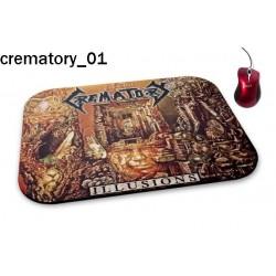 Podkładka pod mysz Crematory 01