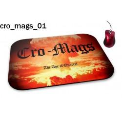 Podkładka pod mysz Cro Mags 01