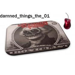 Podkładka pod mysz Damned Things The 01