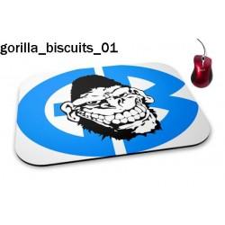 Podkładka pod mysz Gorilla Biscuits 01