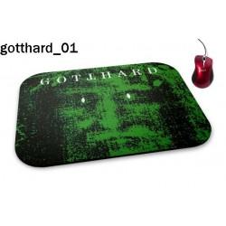 Podkładka pod mysz Gotthard 01