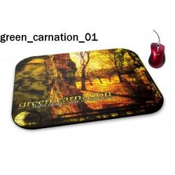 Podkładka pod mysz Green Carnation 01