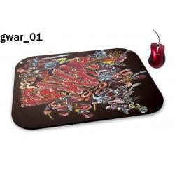Podkładka pod mysz Gwar 01
