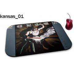 Podkładka pod mysz Kansas 01