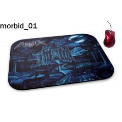 Podkładka pod mysz Morbid 01