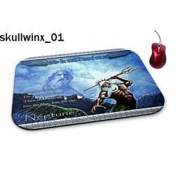 Podkładka pod mysz Skullwinx 01
