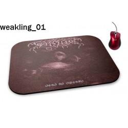 Podkładka pod mysz Weakling 01