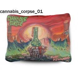 Poduszka Cannabis Corpse 01