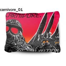 Poduszka Carnivore 01