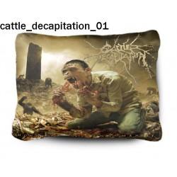 Poduszka Cattle Decapitation 01