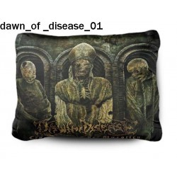 Poduszka Dawn Of Disease 01