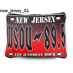 Poduszka New Jersey 01