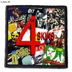 Naszywka 4 Skins 05