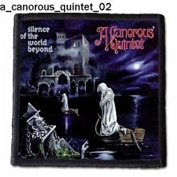 Naszywka A Canorous Quintet 02