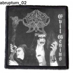 Naszywka Abruptum 02
