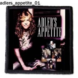 Naszywka Adlers Appetite 01