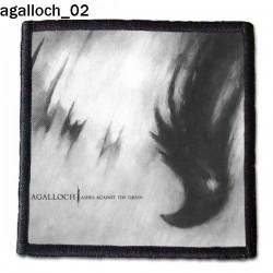 Naszywka Agalloch 02