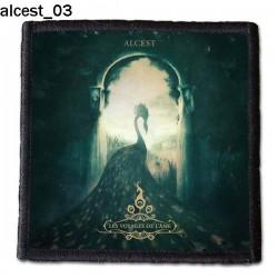 Naszywka Alcest 03