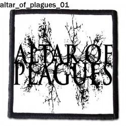 Naszywka Altar Of Plagues 01