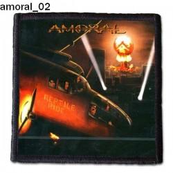 Naszywka Amoral 02