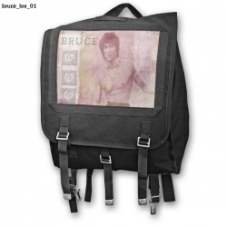 Plecak kostka Bruce Lee 01