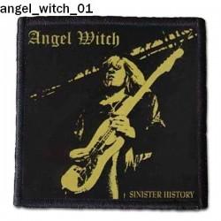 Naszywka Angel Witch 01
