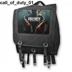 Plecak kostka Call Of Duty 01