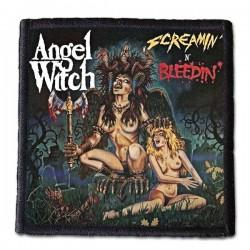 Naszywka Angel Witch 15